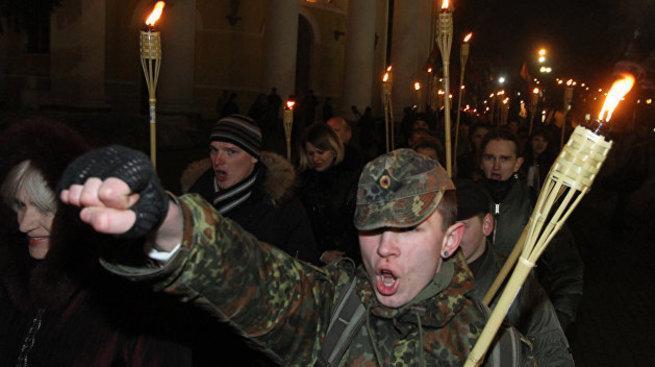 Фашизм под еврейским руководством – реальная политика сегодняшней Украины