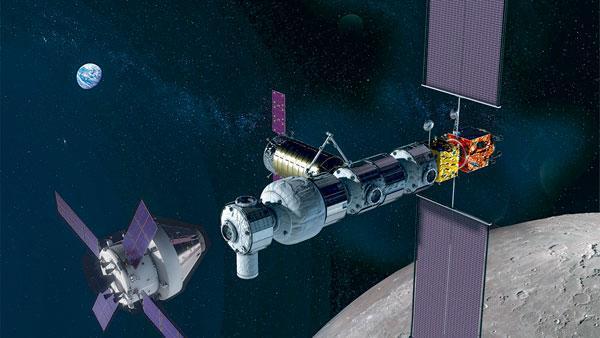 Россия начнёт колонизацию Луны в одиночестве