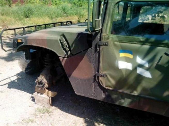 Ржавый военный хлам из США для украинского «вермахта»