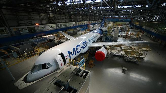 Свершившееся возрождении русского авиапрома стараются замалчивать