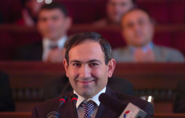 Никол Пашинян – «редактор» – был завербован сотрудником британской разведки МИ-6 в 2004 году