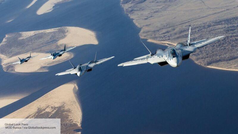 Как русские конструкторы Су-57 обыграли американцев