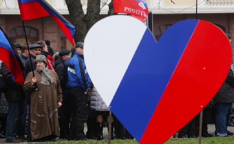 Россия принимает Донбасс? Как понимать программное заявление Симоньян?