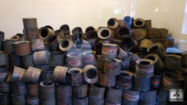 Газ «Циклон Б» использовался для массового умерщвления узников концлагерей