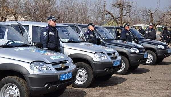 Украина обогатится американским опытом подавления протестов