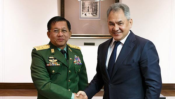 Переворот в Мьянме открывает для России новые возможности в Юго-Восточной Азии