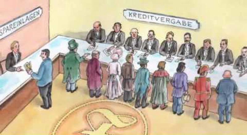 «Хочу весь мир и ещё 5%». Мультфильм о банкирах и их воздействии на мировую экономику