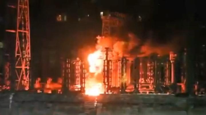 На Украине произошла авария на крупнейшей ТЭС страны. «Это уже не звоночек, а набат!»
