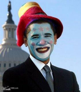 Смешит Обамы клоунский почин, а у него на это пять причин