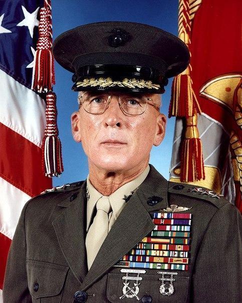 Пол Ван Рипер – американский генерал, нанёсший флоту США самое тяжёлое поражение за всю историю
