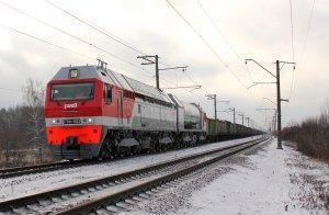 Нажелезных дорогах появились локомотивы, работающие насжиженном природном газе