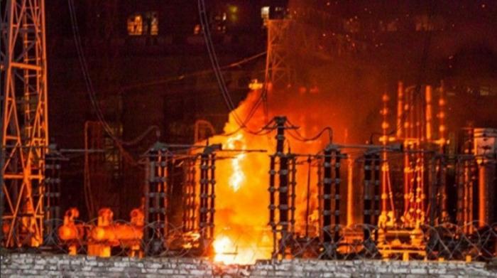 Веерные отключения электроэнергии на Украине и «энергетическое оружие России»