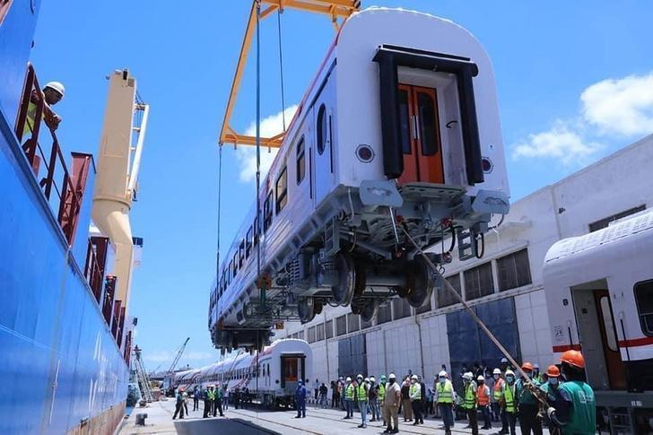 «Трансмашхолдинг» в 2020 году поставил в Египет 226 пассажирских вагонов