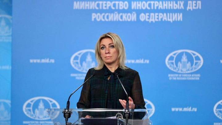 Мария Захарова объяснила высылку европейских дипломатов из России
