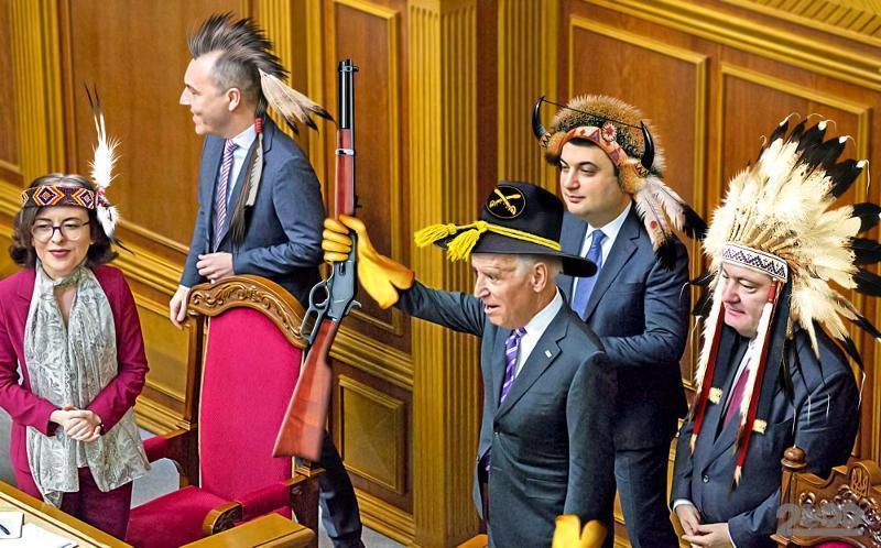 Зеленский – «разочарование года» на Украине бьёт рекорд непопулярности