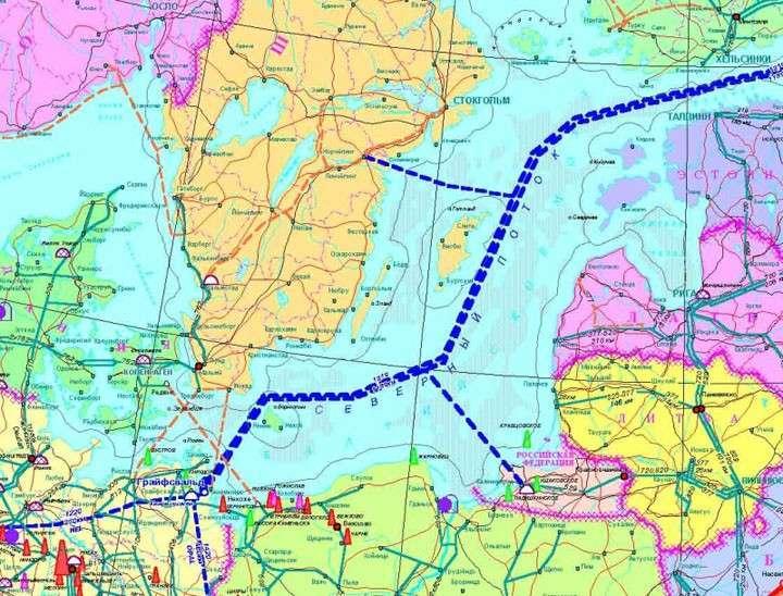 Битвы газопроводов: если «Северный поток» запустят на полную