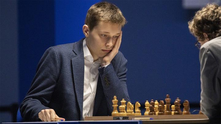 Андрей Есипенко – 18-летний русский шахматист – новая звезда в мире шахмат