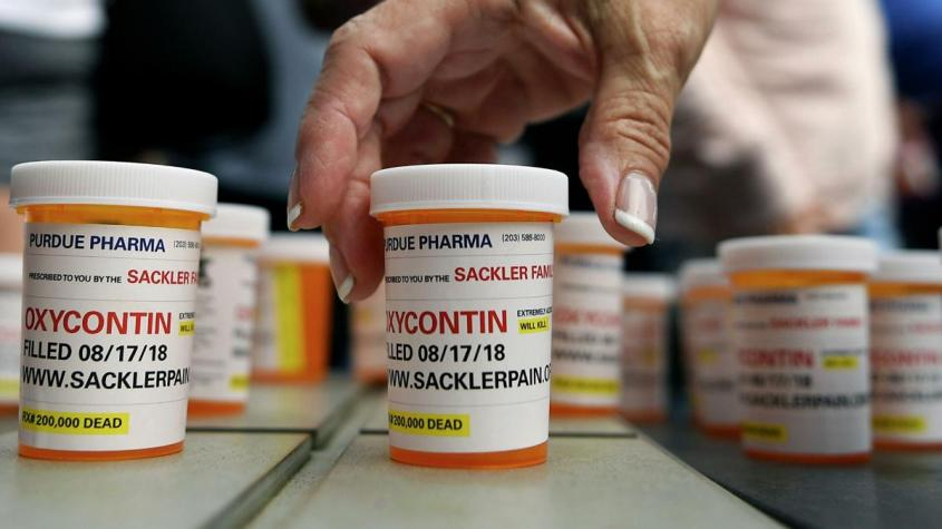 Почём опиум для народа? Американцев массово подсаживают на наркотики