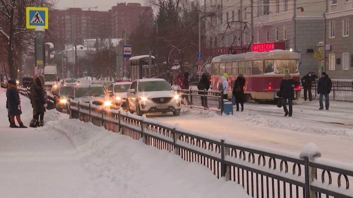 Мороз в 42 градуса: Урал готовится к арктическим холодам