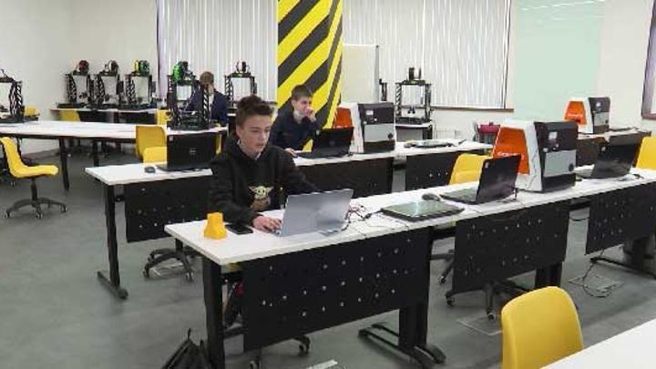 В Верхней Пышме открылся один из крупнейших детских технопарков в России