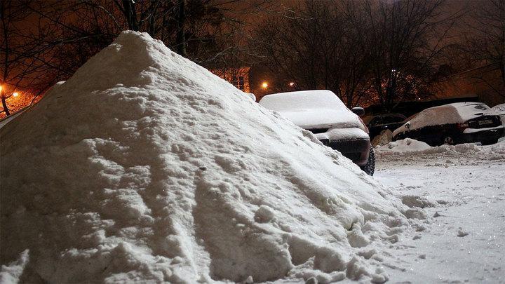 Рекордный снегопад в Москве. Инфраструктура города захлебнулась