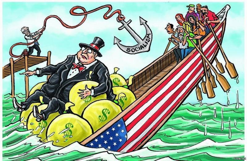 Есть ли у США экономика? Пол Крейг Робертс поясняет почему её уже нет
