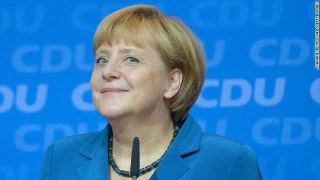 'Меркель