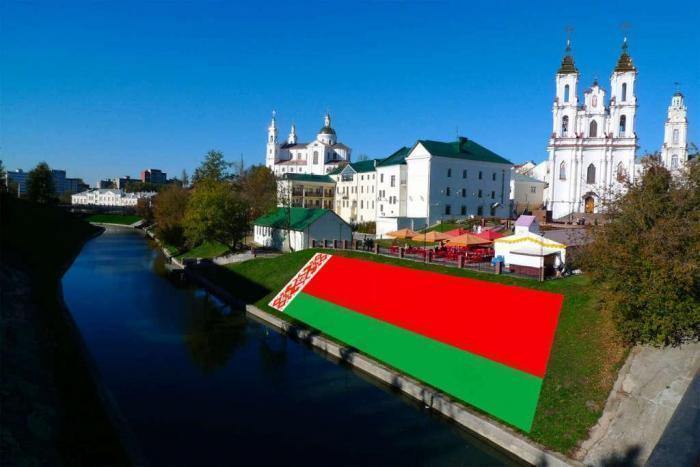 Белоруссия вчера-сегодня-завтра: Юрий Подоляка и Ксения Лебедева