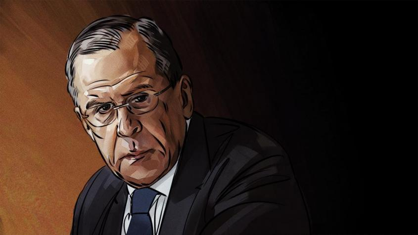 «Большой разворот» во внешней политике России