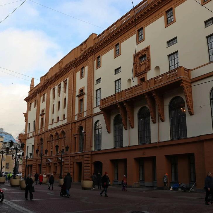 Строительство и реставрация в Петербурге