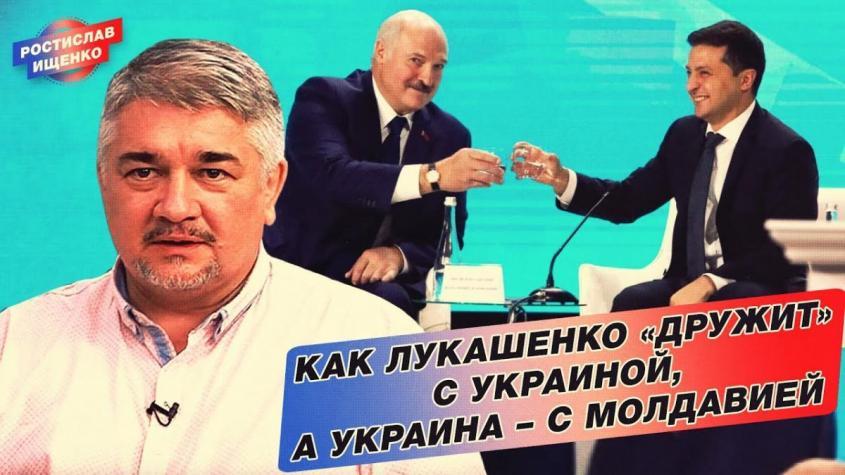 Как Лукашенко «дружит» с Украиной, а Украина – с Молдавией