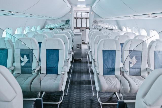 Добро пожаловать на борт нового российского авиалайнера МС–21 – магистральный самолёт XXI века