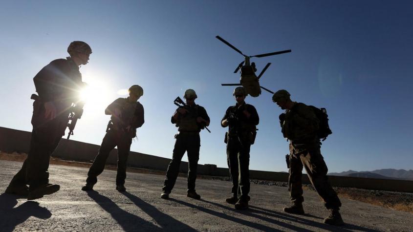 Почему Россия готова спасти США от войны и позора в Афганистане