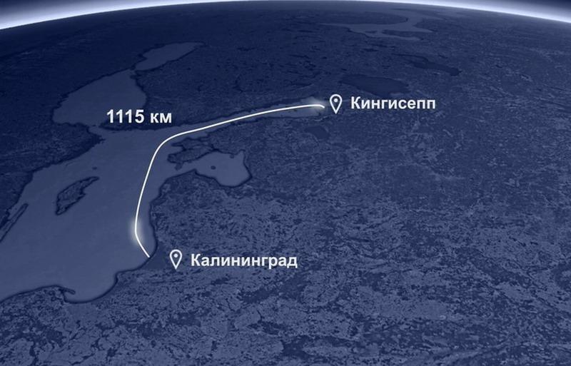 Калининград получил абсолютно независимую, систему оптоволоконной связи с материковой Россией