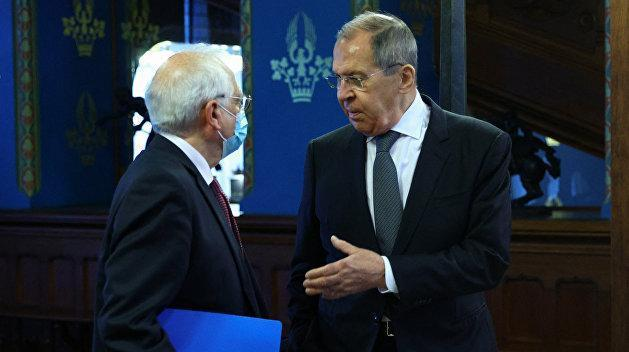 Долгий ответ Жозепу Боррелю: с кем говорит Сергей Лавров?
