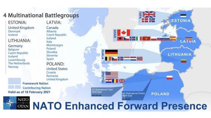 Коротко о планах НАТО на перспективу президентства Байдена