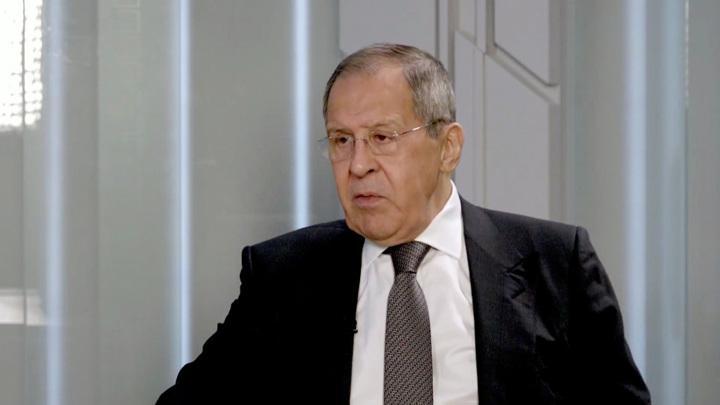 Сергей Лавров назвал отношения России с Евросоюзом