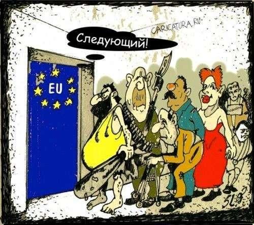 Представительство Евросоюза: Киев не готов к безвизовому режиму с ЕС