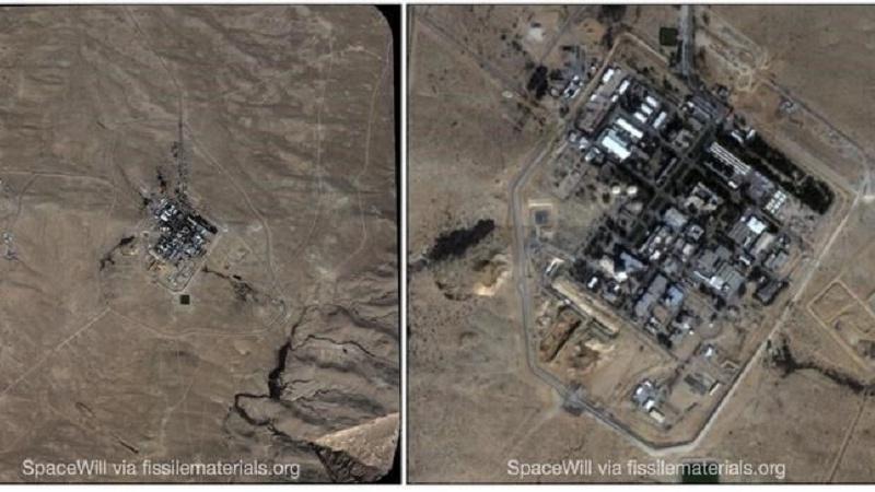 Террористический Израиль проводит незаконную ядерную деятельность – подтвердили спутниковые снимки