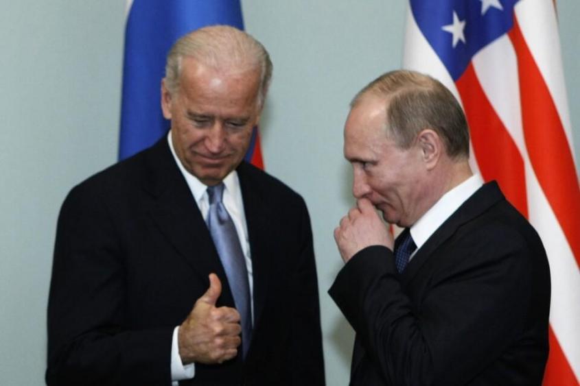 Большая Сделка России с США продолжается и без Трампа