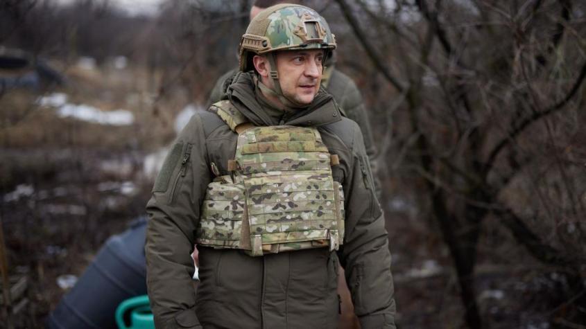На Донбассе киевское еврейство затеяло провести разведку боем