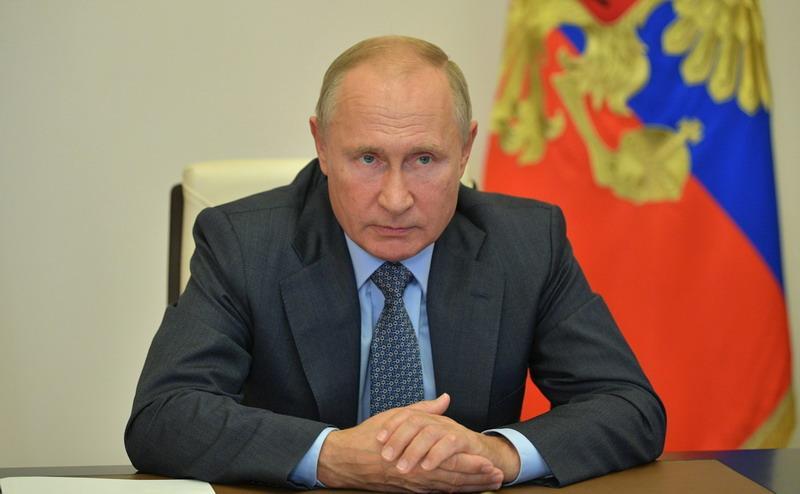 Как Путин складывает