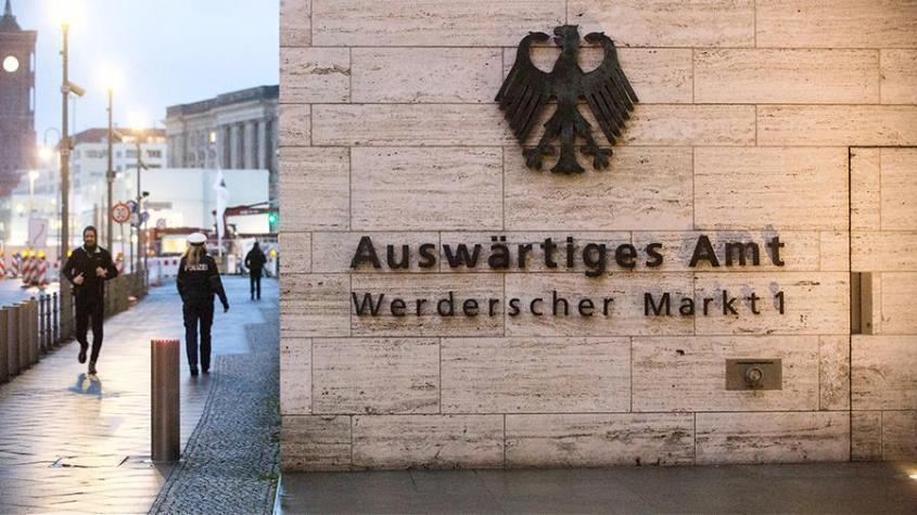 Глава МИД Германии заявил о необходимости конструктивного диалога с Россией