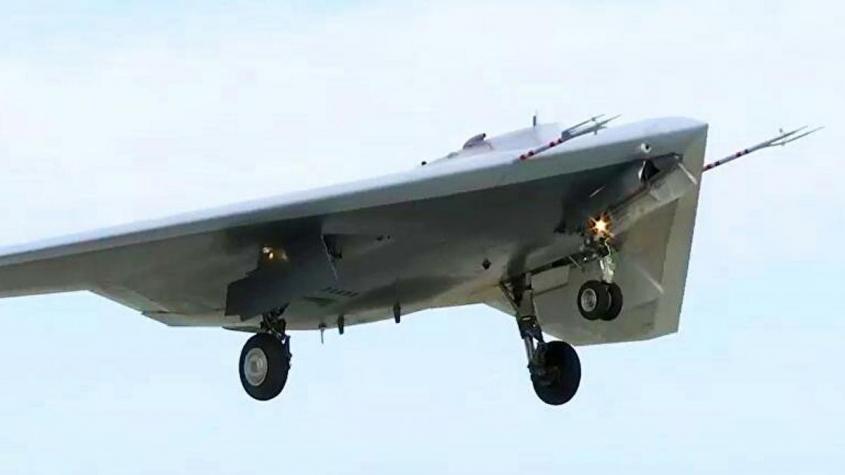 Летчик-испытатель раскрыл возможности беспилотника С-70