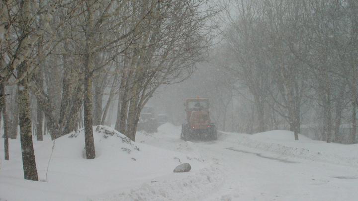 Москву пугают сильнейшими за 65 лет морозами