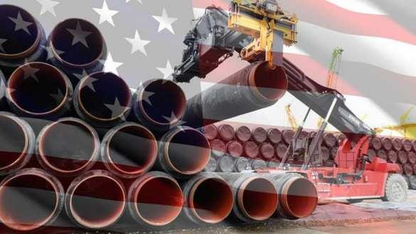 США внесли трубоукладчик «Северного потока – 2» в ещё один санкционный список | Русская весна