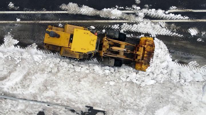 Рекордный снегопад дал Крыму воду на весь 2021 год