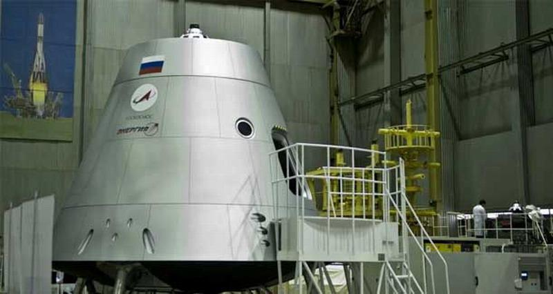 Космический корабль «Орёл» уже собран в «железе». Теперь начинается всё самое интересное