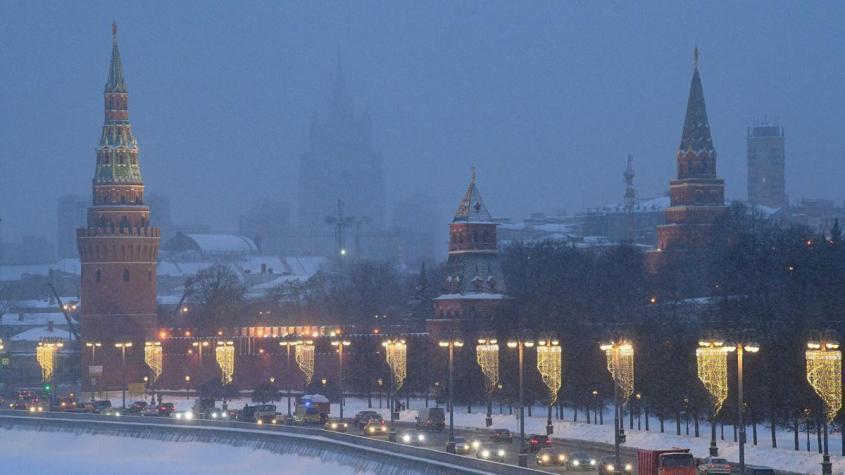 Ночь на 23 февраля в Москве стала самой холодной за зиму