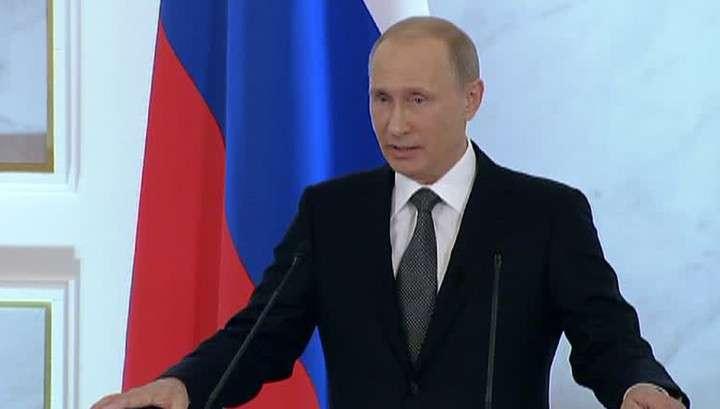 Владимир Путин: российская армия обретает новый облик